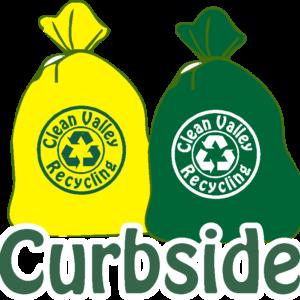curbside logo bags